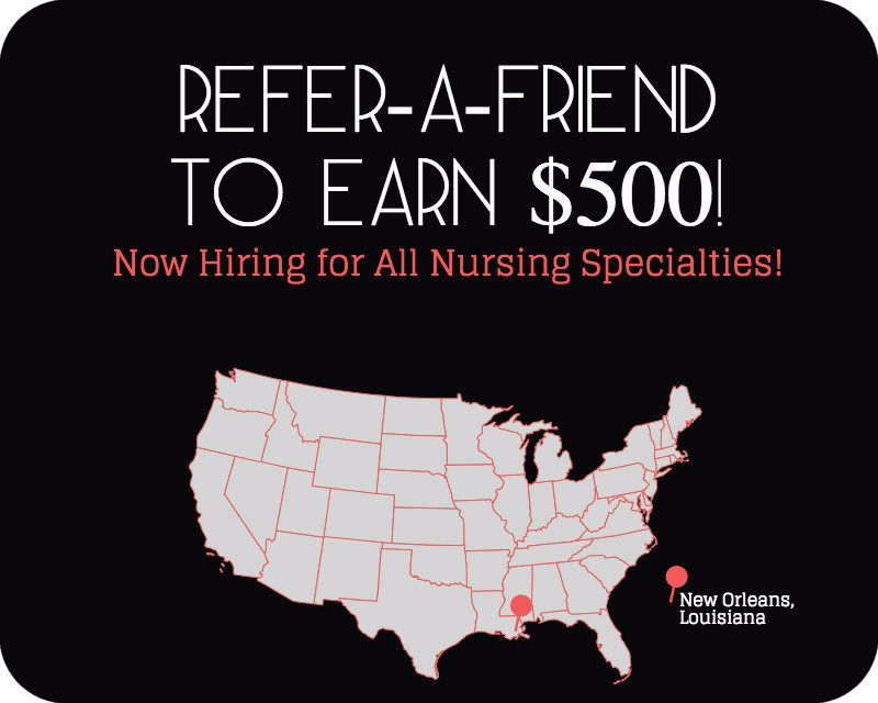Refer-A-Friend and Earn $500!