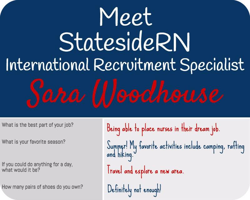 Meet The Best International Recruitment Specialist We've Got!