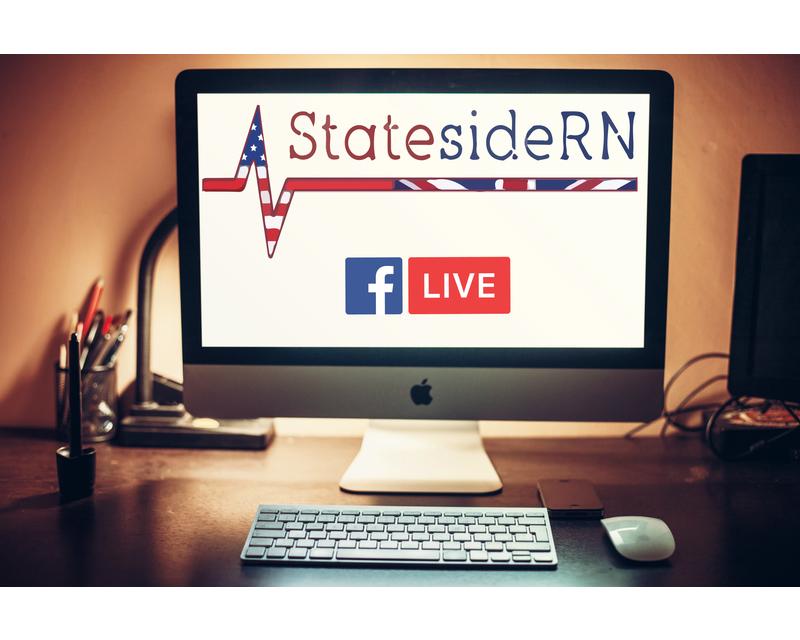 Stateside Hosts A Facebook Live Q&A