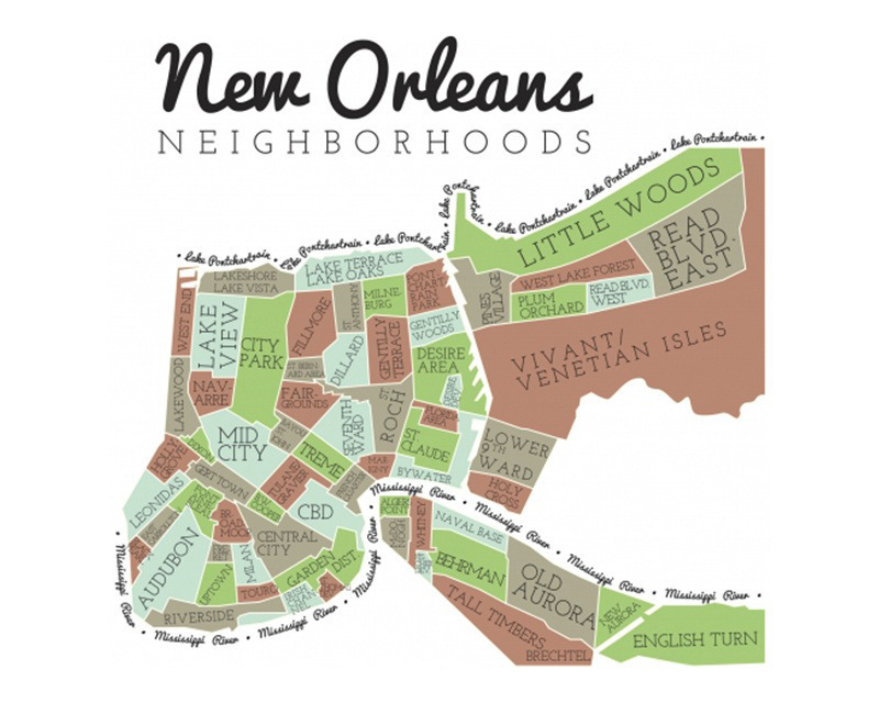 The CareerKnacks Guide to the Algiers Neighborhood in New Orleans