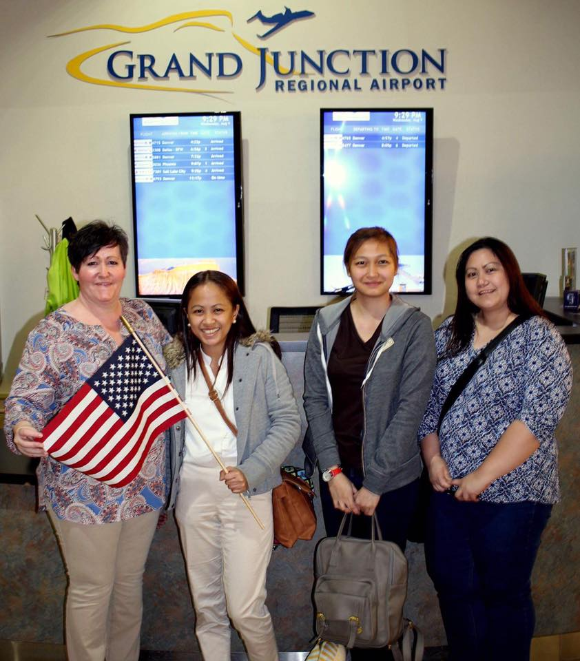 Filipino nurses coming to the USA
