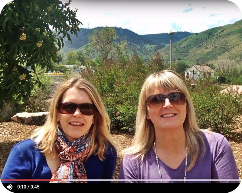 Meet the Brains Behind CareerKnacks: Lisa & Sara