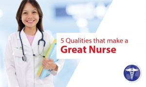 great nurses requires these qualities