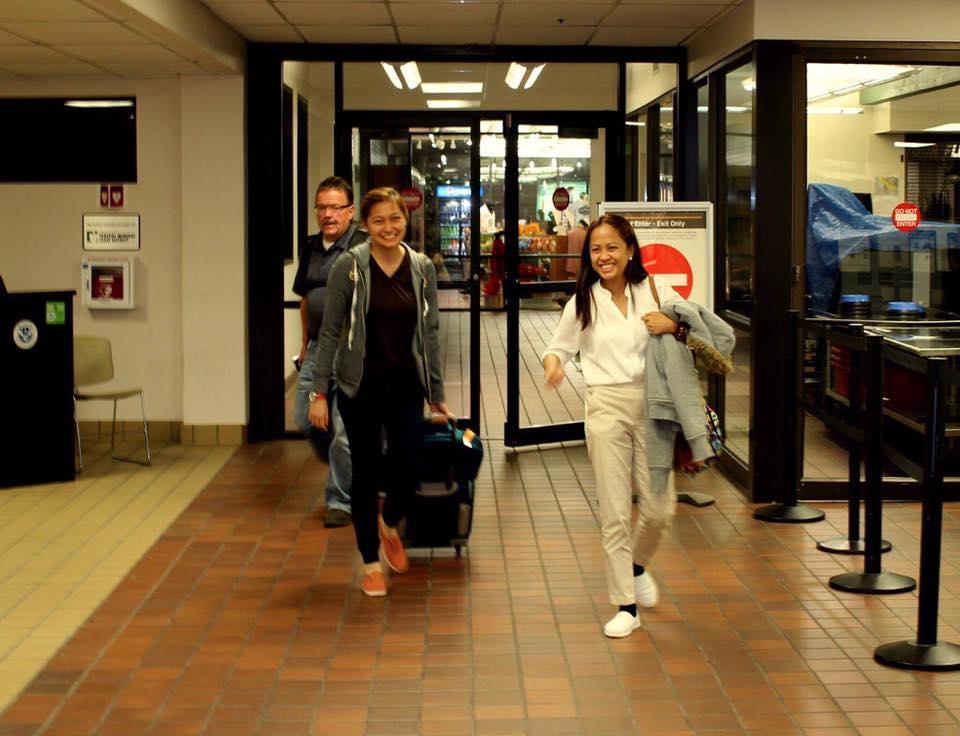 Filipino nurses coming to the USA